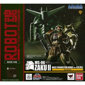 Robot Spirits MS-06 Zaku II ANIME Tamashii Nation World tour