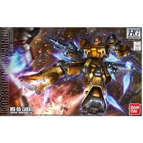 Zaku I Gundam Thunderbolt Ver
