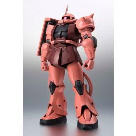Robot Spirits Zaku II Char anime version Bandai