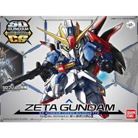 SD Cross Silhouette Gundam Zeta