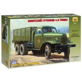 ZIS151 Soviet Transport Truck Zvezda