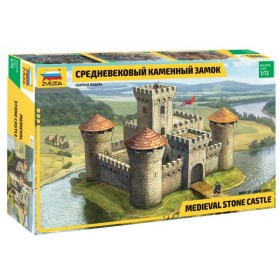 Mediaval Stone Castle