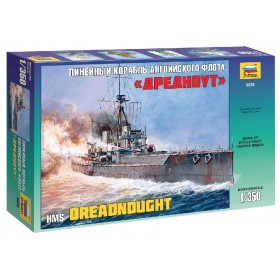 "Battleship ""Dreadnought""  Zvezda"