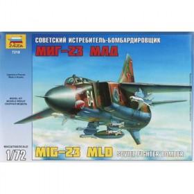 MIG-23 MLD Soviet Fighter