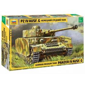 German Medium Tank Panzer IV AUSF.G