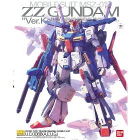 MG Gundam ZZ Ver.ka Bandai