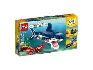 Lego Creator Creature degli abissi
