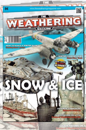 The weathering mag 7 snow & ice English version