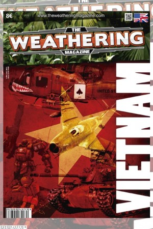 The weathering mag 8 Vietnam English version