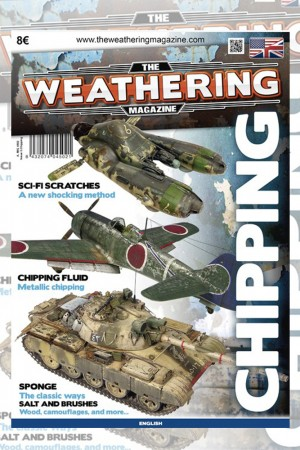 The weathering mag 3 chipping English version