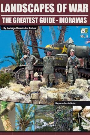 Landscapes of war diorama vol.2 English edition Ammo by Mig Jimenez