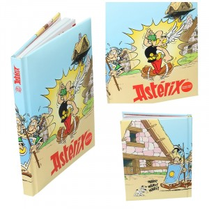 Asterix potion notebook w/t light