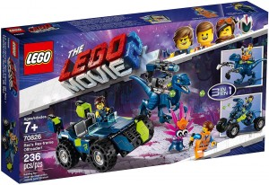 Lego The Movie Rex's Rex-Treme Offroader