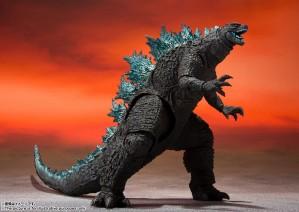 Godzilla VS Kong Godzilla Monsterarts