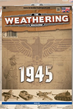 """The weathering mag 11 """"1945"""" English version"""