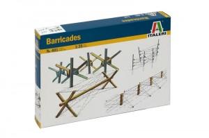Barricades Italeri