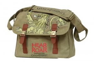 Got Lannister Canvas Messenger Bag