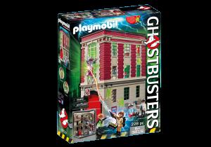 Caserma dei Ghostbuster Playmobil