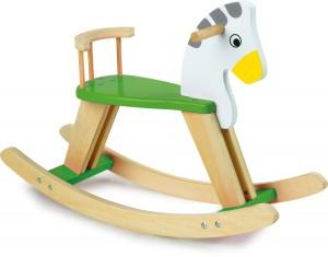 Cavallo a dondolo Mela