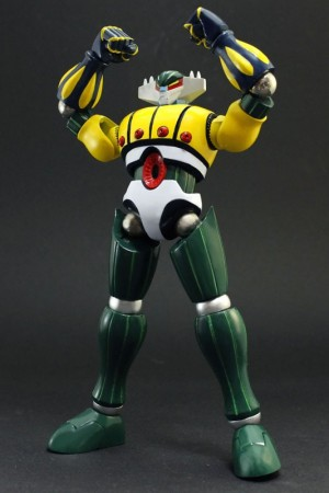 Dynamite Action! No.20 Steel Jeeg by Evolution toy