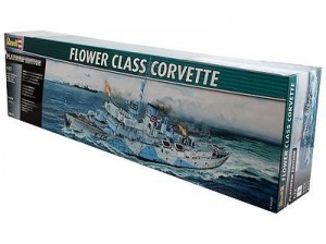 Fower Class Corvette (Premium Edition/with Photo-Etched Parts) (Plastic model)