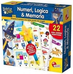 Numeri Logica & Memoria Lisciani