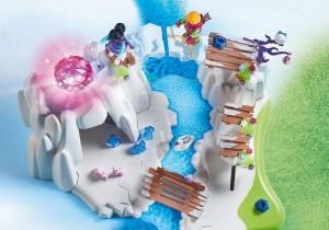 Grotta del diamante dell'amore Playmobil 9470