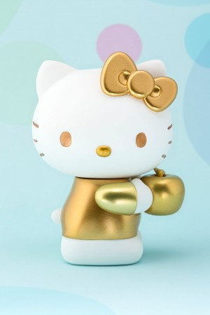 Hello Kitty zero gold Bandai