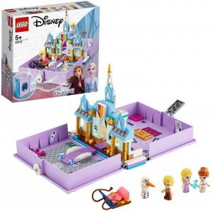Il libro delle fiabe di Anna ed Elsa Lego 43175