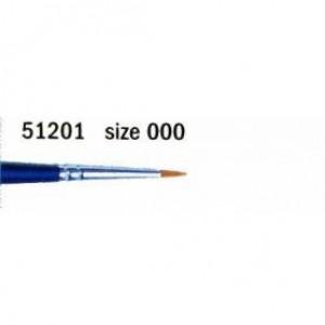 Synthetic Round Brush 000