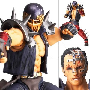 Legacy of Revoltech LR-013 Fist of The North Star Series Jagi by Kaiyodo