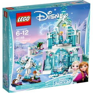 Elsa's Magical Ice Palace Lego