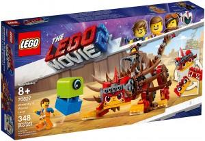 Lego the Movie Ultrakatty & Warrior Lucy