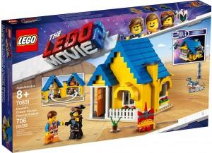 Lego The Movie Emmet's Dream House Rescue Rocket