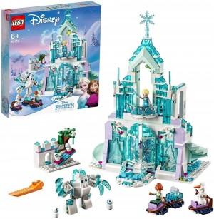 Lego 43172 – Il magico castello di Ghiaccio di Elsa