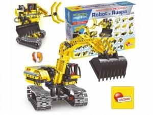 Scienza Hi-Tech Robot e Ruspa Lisciani