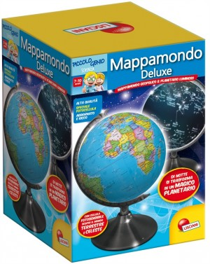 Mappamondo Deluxe Lisciani