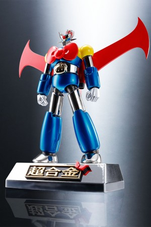 Mazinger Z hello kitty color version