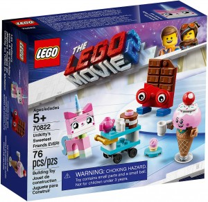 Lego the Movie Unikitty's Sweetest Friends Ever