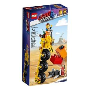 Lego the Movie Emmet's Thricycle