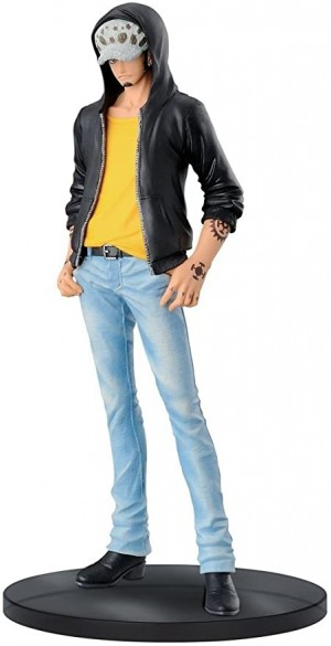 One Piece Jeans Freak Vol 4 Trafalgar Law ver. A Yellow t-shirt