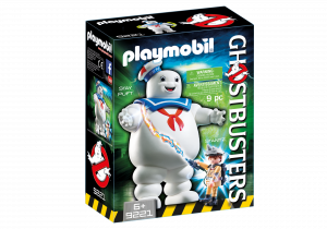 Marshmallow & Stantz Playmobil Ghostbusters