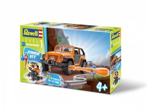 Revell Junior kit Jeep
