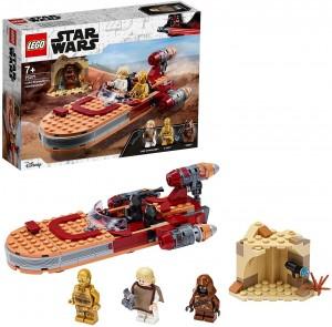 LEGO Star Wars Una Nuova Speranza: La Ndspeeder di Luke Skywalker