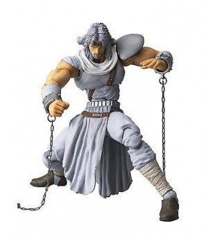 Legacy of Revoltech LR-030 Fist of The North Star Series Toki