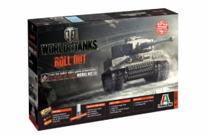 World of Tanks - PZ.KPFW.VI Tiger by Italeri