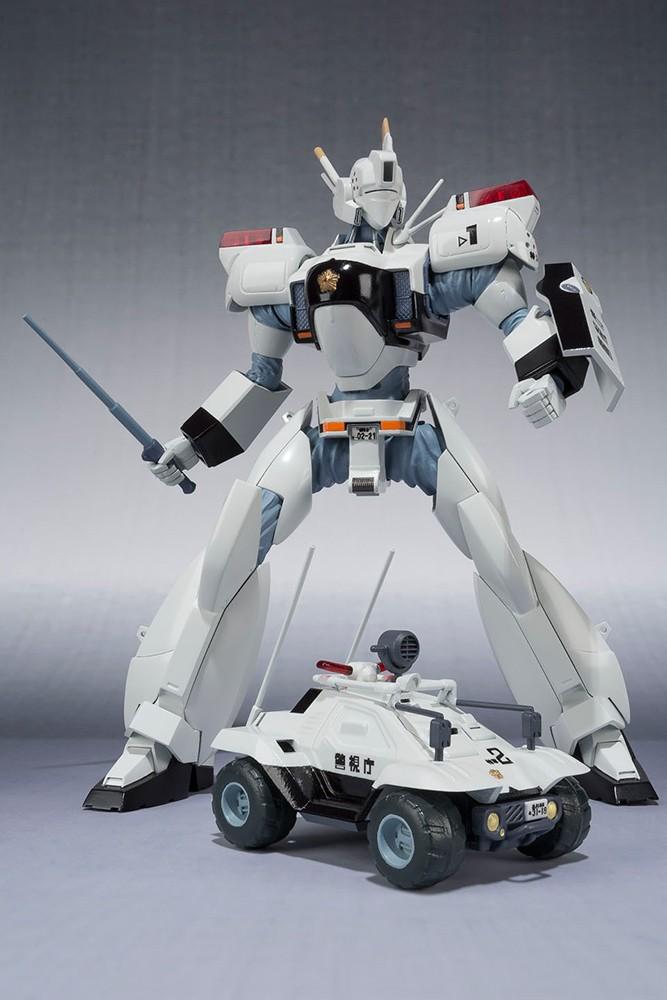 50502 ROBOT SPIRITS PATLABOR INGRAM 1ST ALTEZZA 13CM