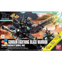 Gundam Lightning Black Warrior Bandai