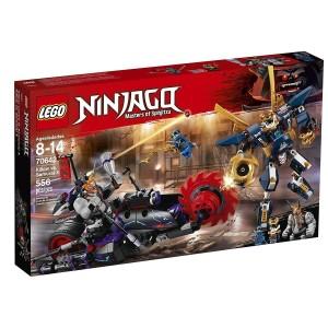 Lego Scheletro Bianco Overlord Mini Figura in Bianco Ninjago Ninja Nuovo Fantasy