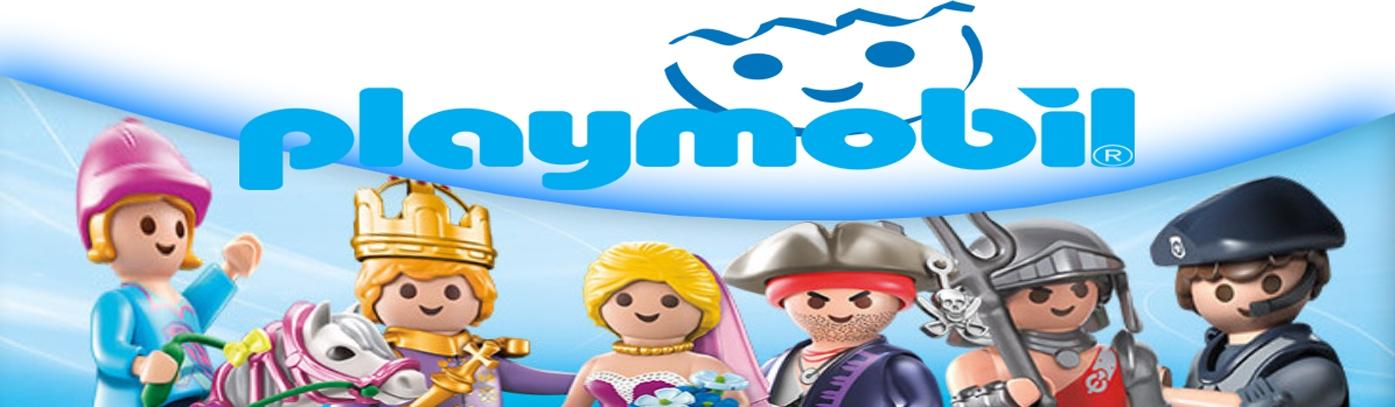 Banner Playmobil